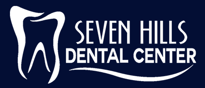 seven hills dental center logo